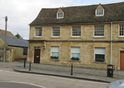 News update: Lloyds Bank, Cricklade