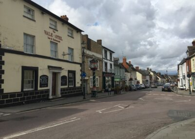 What is the Purpose of Cricklade High Street?