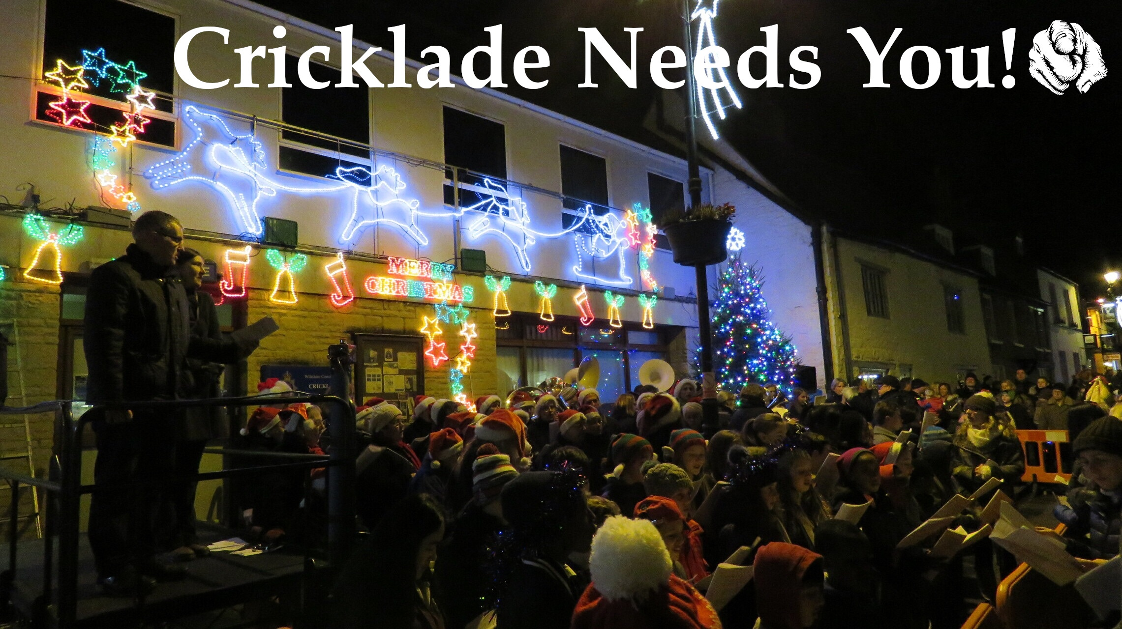 Cricklade Needs You!